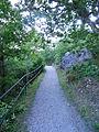 Gångväg mot Ursand.JPG