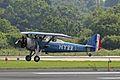 G-MOSA(351 HY22) 1 Morane Saulnier MAN 14SEP13 (9756401626).jpg