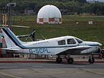 G-SCPL Piper Cherokee (27157305145).jpg