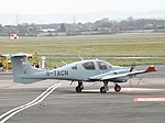 G-TACN Diamond DA62 (Flight Calibration Services) (46974301492).jpg