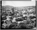 GENERAL VIEW FACING NORTH FROM HILL - Town of Jeannette, Jeannette, Westmoreland County, PA HABS PA,65-JEAN,68-3.tif