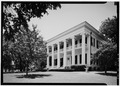 GENERAL VIEW OF FRONT - Richard Dezeng House, West Lake Road, Skaneateles, Onondaga County, NY HABS NY,34-SKA,12-1.tif