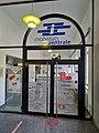 """GER — BW — Friedrichshafen — Stadtbahnhof 1 (Haltepunkt """"Friedrichshafen Stadt"""" — Mobilitätszentrale) 2021.jpg"""