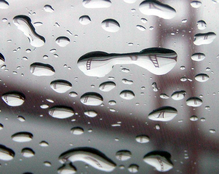 איך נוצר הגשם?