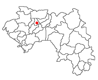 Labé Prefecture Prefecture in Labé Region, Guinea