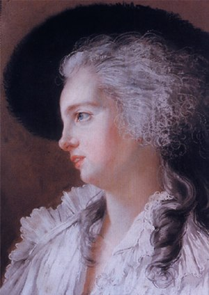 "Yolande de Polastron - Marie Antoinette was instantly ""dazzled"" by the duchess of Polignac"