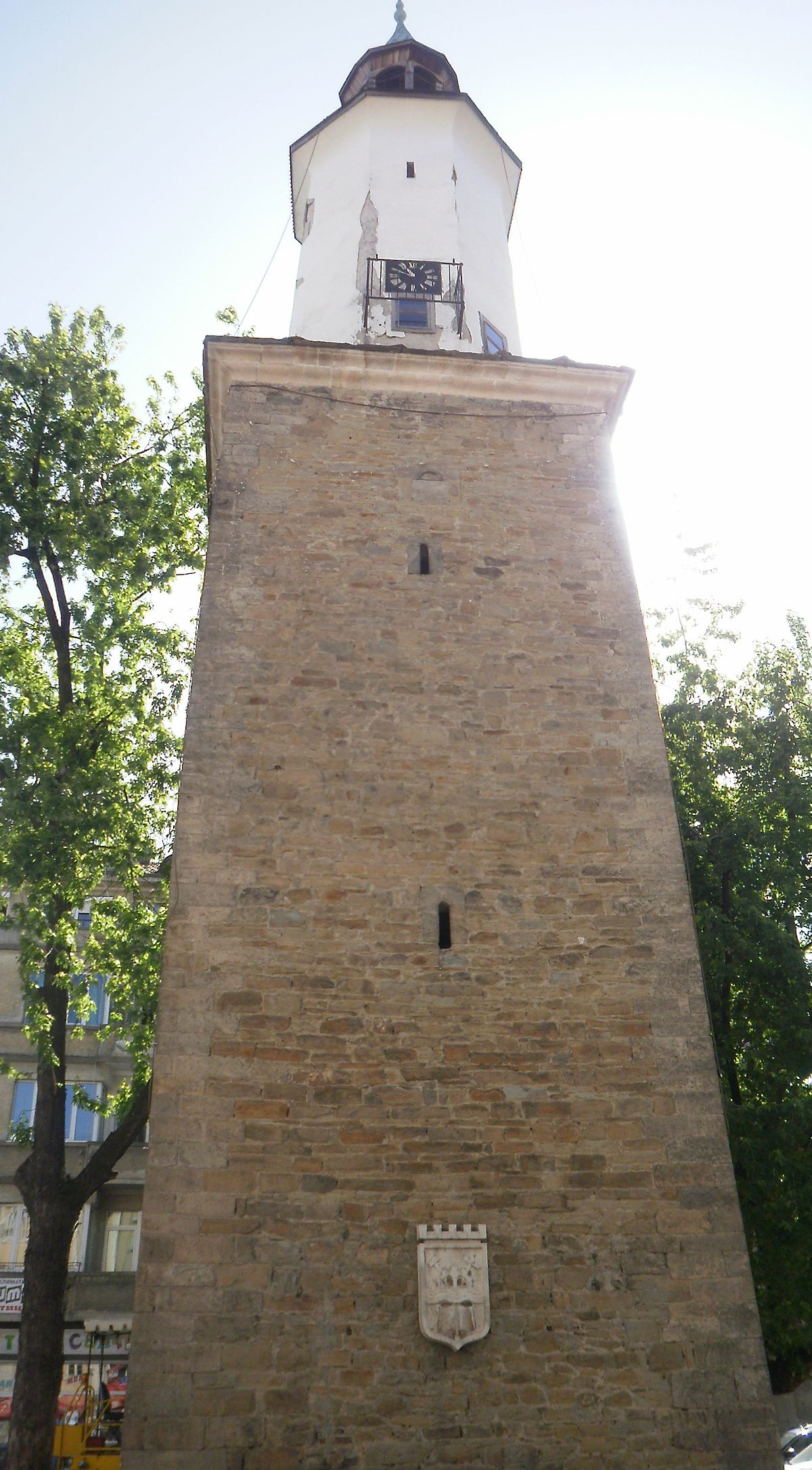 Clock Tower Of Gabrovo Wikidata
