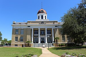 Gadsden County, Florida - Image: Gadsden County Courthouse (South face)