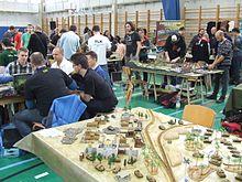 Miniature wargaming - Wikipedia