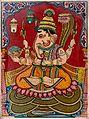 Ganesha. Chromolithograph. Wellcome V0044933.jpg