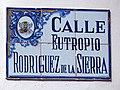 Garachico - Calle Eutropio Straßenschild.jpg