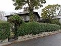 Garden wall, gates and railings at Ty'n y Lon.jpg