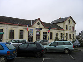 Image illustrative de l'article Gare de Cosne-sur-Loire