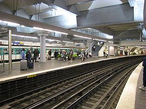 Gare de l'Est (Paris Métro) - Image: Gare de lest metro