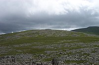 Garnedd Uchaf from the Summit of Yr Aryg - geograph.org.uk - 223089.jpg