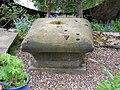 Gate Post Head Stone, Oughtibridge - geograph.org.uk - 829443.jpg