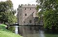 Gatehouse, Bishop's Palace, Wells.jpg