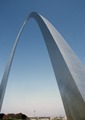 Gateway Arch, the centerpiece of the Jefferson National Expansion Memorial, St. Louis, Missouri LCCN2011635628.tif