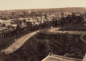 Gawler, South Australia - Gawler in around 1869
