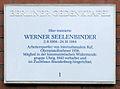 Gedenktafel Thomasstr 39 (Neuk) Werner Seelenbinder.JPG