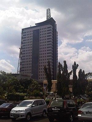 Jakarta Regional Metropolitan Police - Polda Metro Jaya Headquarters