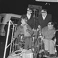 Gehandicapten terug van Olympische Spelen te Tokio, C. Prins , die twee gouden m, Bestanddeelnr 917-1370.jpg