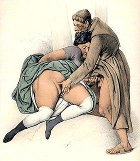 erotiske bilder kunst trykk i underlivet