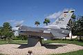 General Dynamics F-16A Fighting Falcon 81-0721 Block 15 LSideRear MacDill Air Park 24July2010 (14444207847).jpg