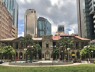 General Post Office, Brisbane - General Post Office, Brisbane