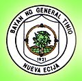 General Tinio Official Seal.jpg