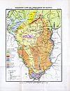 100px geologische karte des untersberges bei salzburg