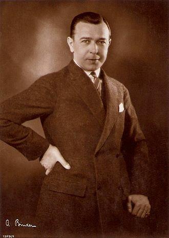 Georg Alexander - Georg Alexander in 1928