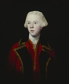 George Augustus, 3rd Viscount Howe, Half-Length, Wearing the Uniform of the 1st Guard.jpg