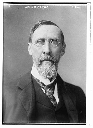 George Eulas Foster - Image: George Eulas Foster circa 1920