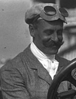 George Heath in his Panhard-Levassor at the 1908 French Grand Prix at Dieppe (2) (cropped).jpg