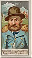 George R. Crook, from the Great Generals series (N15) for Allen & Ginter Cigarettes Brands MET DP834767.jpg