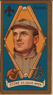 George Stone (outfielder) American baseball player