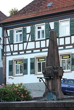 Kornhausstraße in Gernsbach