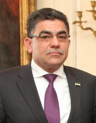 Ghassan Hitto - Ghassan Hitto in 2013