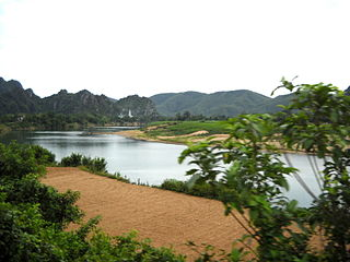 Tuyên Hóa District District in North Central Coast, Vietnam
