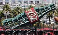 Giant CocaCola bottle in the AT&T Park (TK1).JPG
