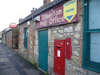Gilmerton - Image: Gilmerton Post Office, Edinburgh