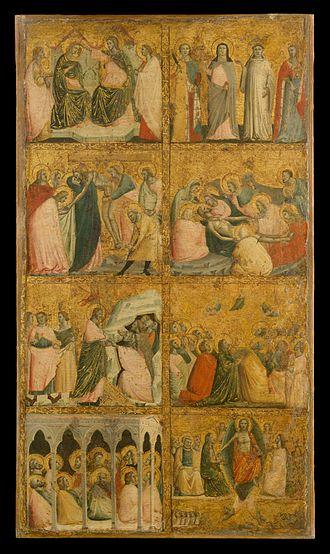 Giovanni Baronzio - Scenes from the Life of Christ