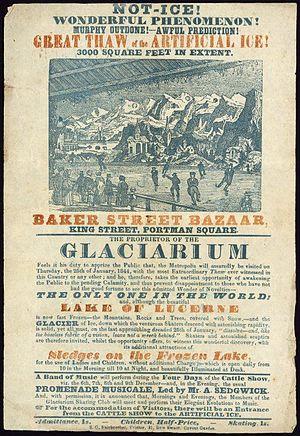 Glaciarium - Image: Glaciarium Poster
