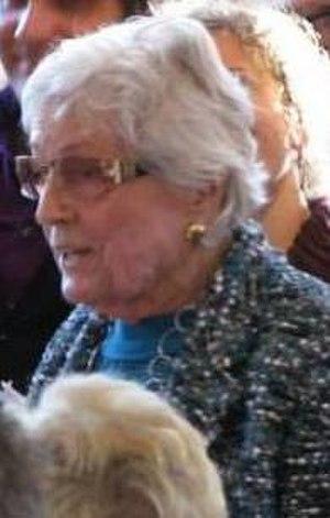 Gladys Nordenstrom - Image: Gladys Nordenstrom
