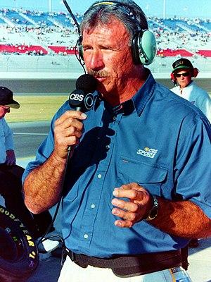 Glenn Jarrett - Image: Glenn Jarrett CBS