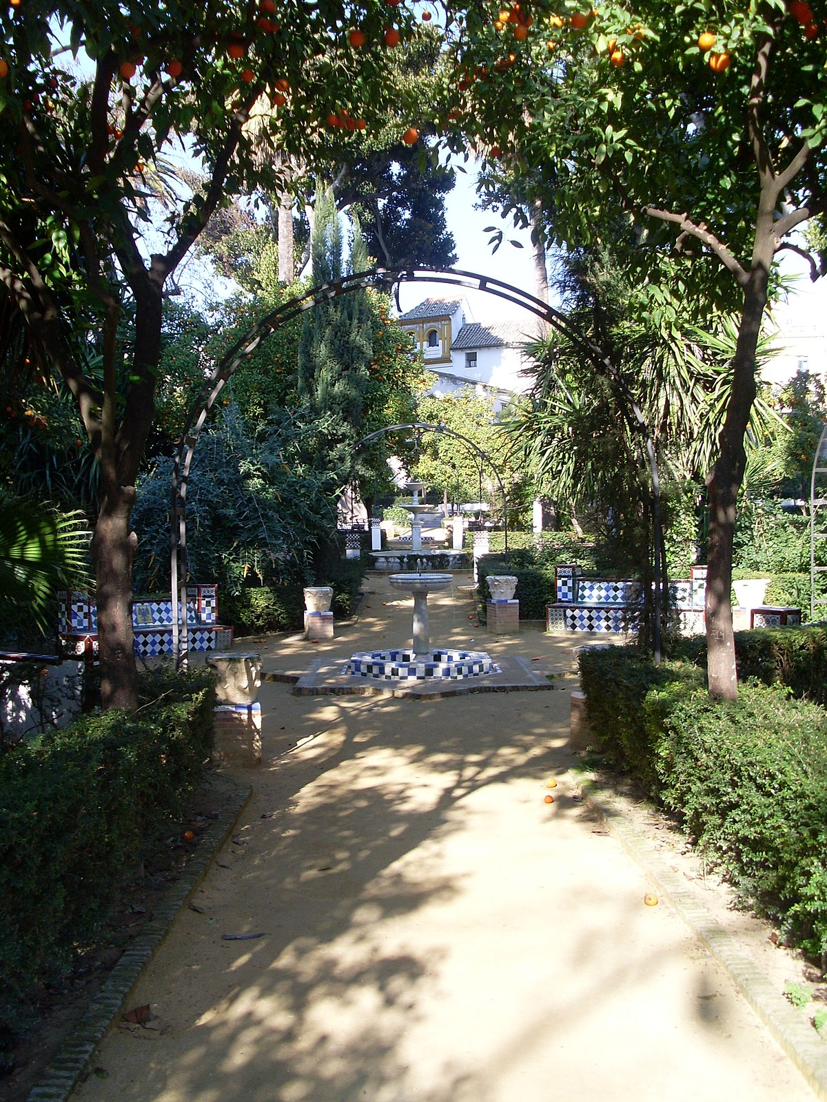 Jardines De Murillo Wikipedia La Enciclopedia Libre