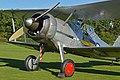 Gloster Gladiator I 'K7985' (G-AMRK) (12222960173).jpg