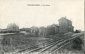 Image illustrative de l'article Gare de Bambecque