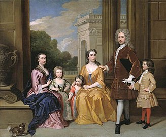 Godfrey Kneller (1646-1723) - The Harvey Family - T07615 - Tate.jpg